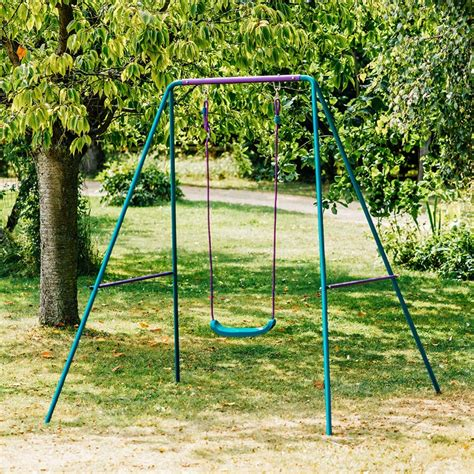 plum swing sets plum 2 in 1 swing set all round fun