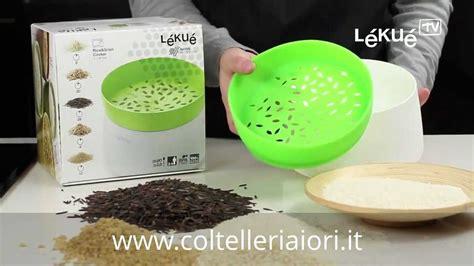 cucinare il riso nel microonde pentola microonde per cuocere il riso di lekue