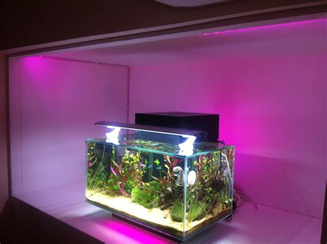 fluval edge 2 beleuchtung new modern dioder led lighting a fluval edge tropical fish
