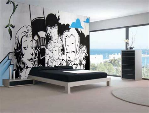 graffiti wallpaper bedroom nice bedroom wall graffiti stickers cyber net