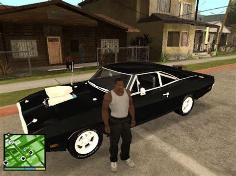 Auto Kaufen Amerika by Gta San Andreas Charger De Toretto Y Lo Levanto De Manos