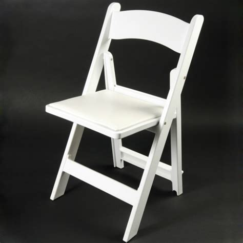 Resin White Chairs by Folding Chairs Event Chair Rental Hton Roads Event
