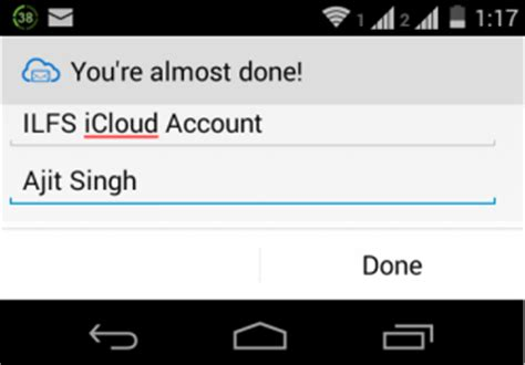 icloud mail on android how to use icloud mail on android