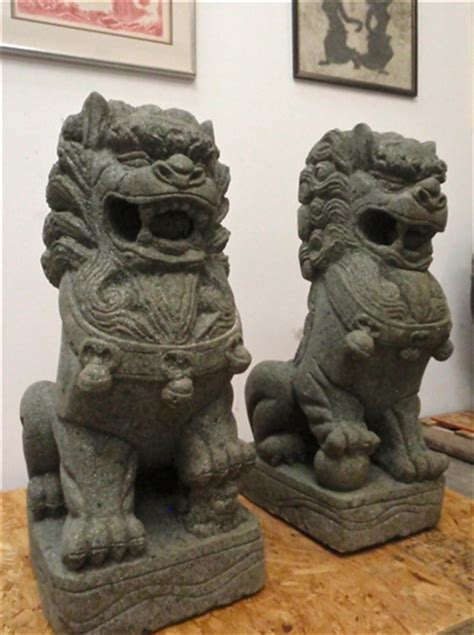 foo dogs statues 3ft large foo statues buddhist temple imperial
