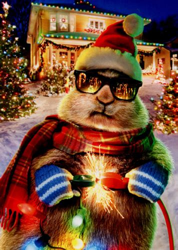 prairie dog christmas lights funny christmas card  avanti press