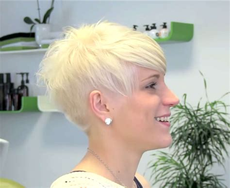 great pixie haircut makeovers short pixie haircut makeover fashion and women
