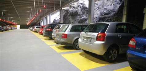Parking Garage Protection by The Canadian Parking Association The Basics Of Parking