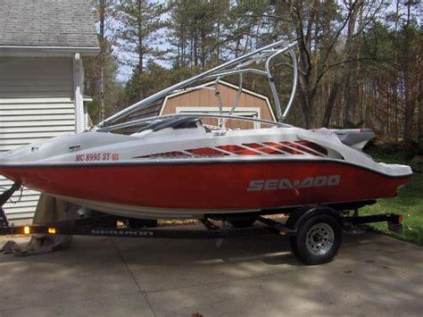 sea doo boats for sale michigan sea doo speedster boats for sale in michigan