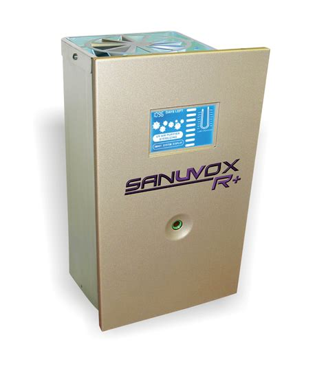 uv light for furnace sanuvox r uv air cleaner up to 4000 sq ft gasexperts