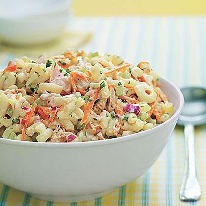 macaroni salad recipes picnic perfect tuna and macaroni salad recipe myrecipes