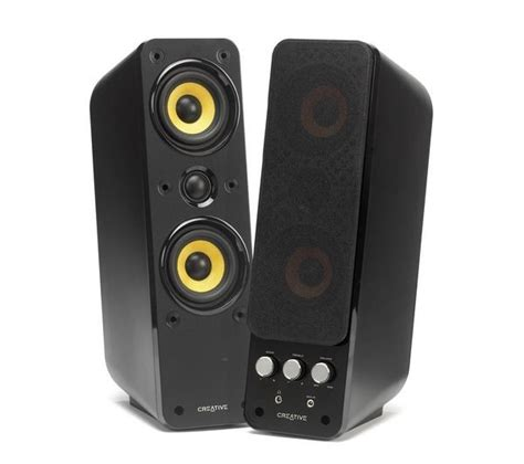 Speaker Pc creative labs gigaworks t40 series ii 2 0 pc speakers