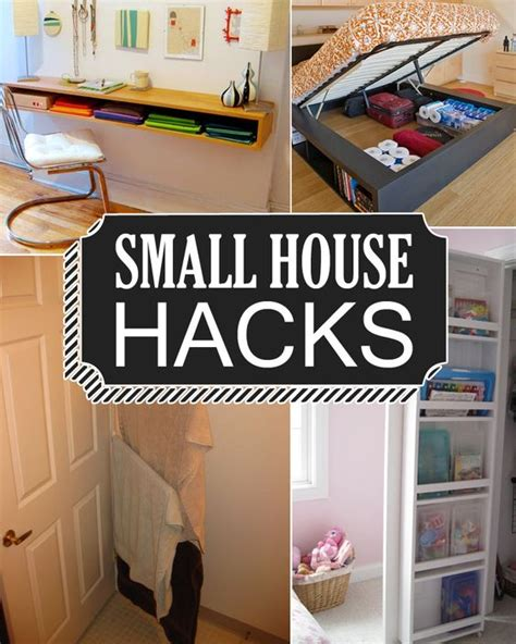 small room hacks 10 small house hacks to maximize and enlarge your space