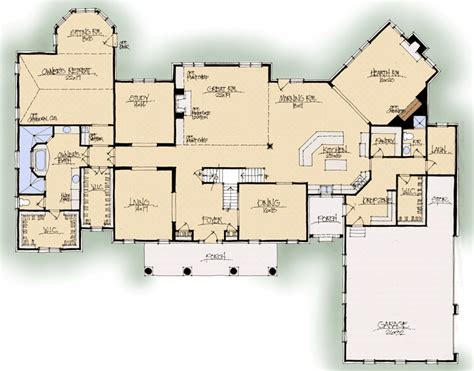 overlook a house plan schumacher homes