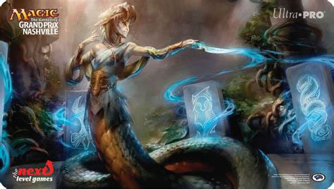 Magic The Gathering Mats by 1 Grand Prix Nashville 2014 Sultai Soothsayer Magic The