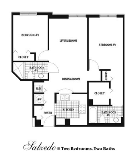 2 bedroom 2 bath condo floor plans douglas grand coral gables condo floor plans