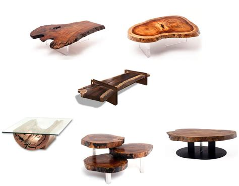 natural wood coffee table metal and wood furniture at the galleria