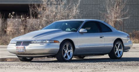 1995 lincoln mark viii owners manual lincoln owners manual