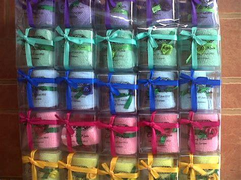 Souvenir Pernikahan Saputangan Handuk Baby Souvenir Handuk jual souvenir pernikahan murah unik grosir di jakarta