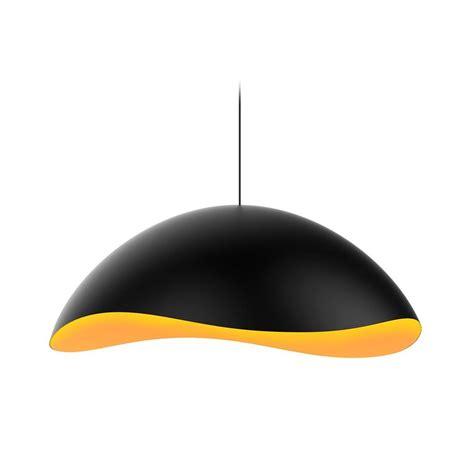sonneman a way of light sonneman a way of light waveforms satin black led pendant
