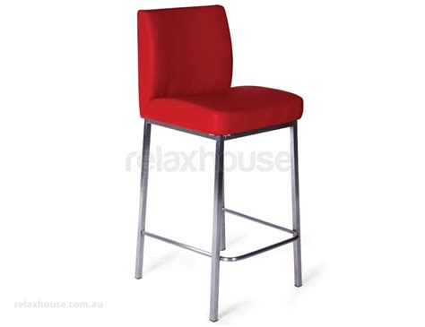 red kitchen bar stools modern kitchen bar stool red