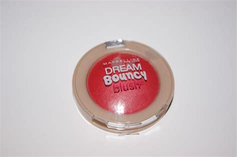 Maybelline Bouncy Blush maybelline bouncy blush in tamale review the