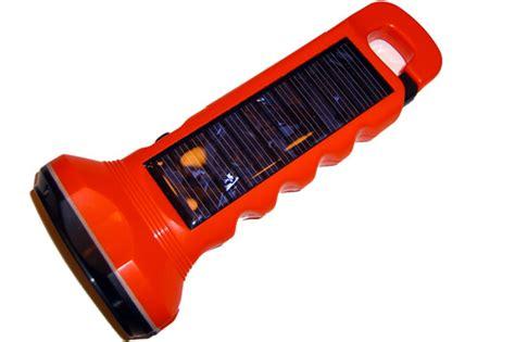 solar flash light bogolight solar powered flashlight inhabitat