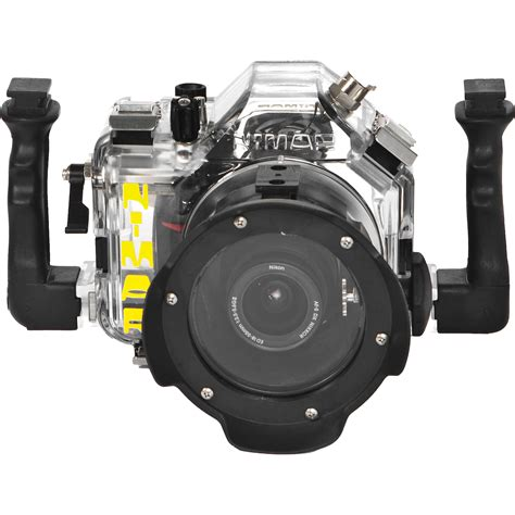 nikon d3000 dslr nimar 3d underwater housing for nikon d3000 with lens