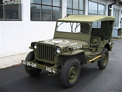 Willys Jeep 1944 1944 Jeep Willys Na Prodej