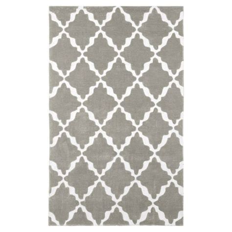 lattice grey rug lattice rug warm gray ivory pbteen