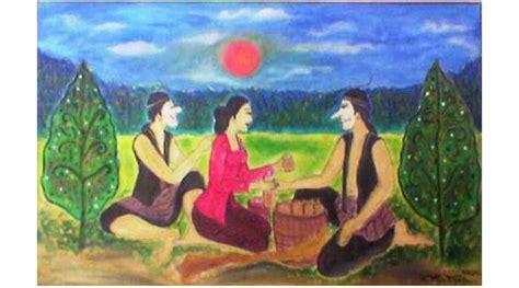 Menjadi Guru Berkarakter Agus Wibowo pelukis maestro indonesia pt 3 kopi keliling