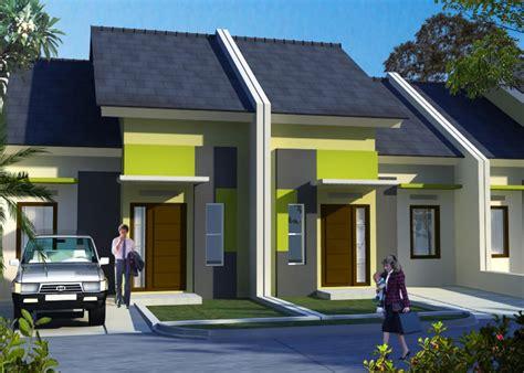 Cara Mudah Mendesain Rumah Minimalis Manullang 65 contoh eksterior rumah minimalis type 36 terbaru