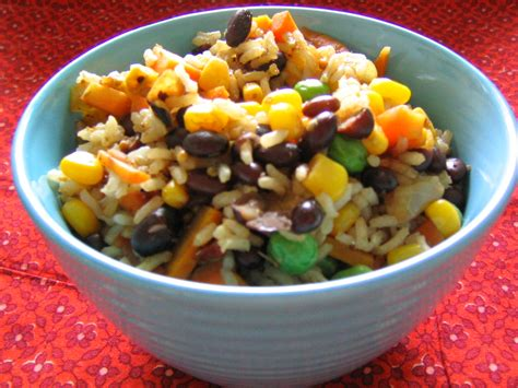 cucinare il riso integrale riso integrale con peperoni