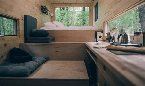 tiny house getaway getaway is launching new tiny house rentals in washington
