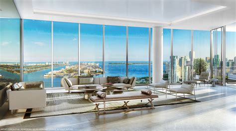 1060 Brickell Floor Plans Paramount Miami Worldcenter Condos For Sale In Miami Fl