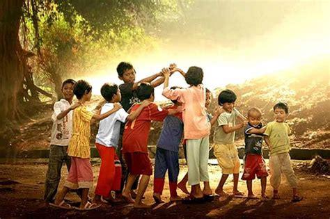 2 Di Indonesia 33 permainan tradisional di indonesia asal daerah dan cara bermain