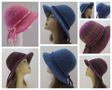 pattern for felt hat felted hat pattern 203 flat brim hat felt hat knitting