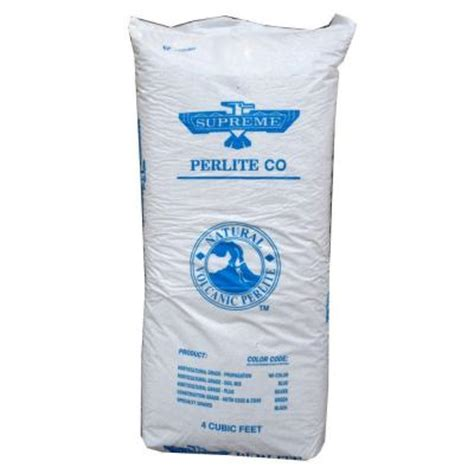 4 cu ft perlite 50802400 the home depot