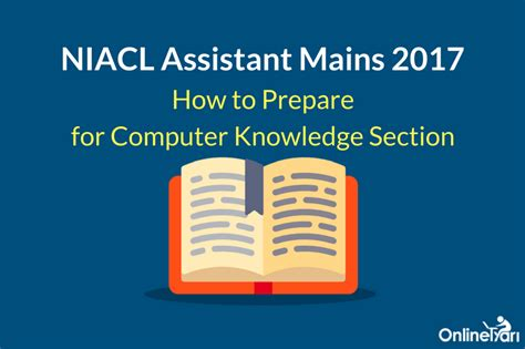 how to prepare for c section how to prepare for niacl assistant mains computer