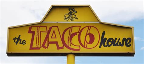 Taco House Lakewood colorado restaurants roadsidearchitecture