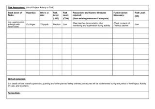 File Dtolriskassessmentblank Pdf Dt Online Saas Risk Assessment Template