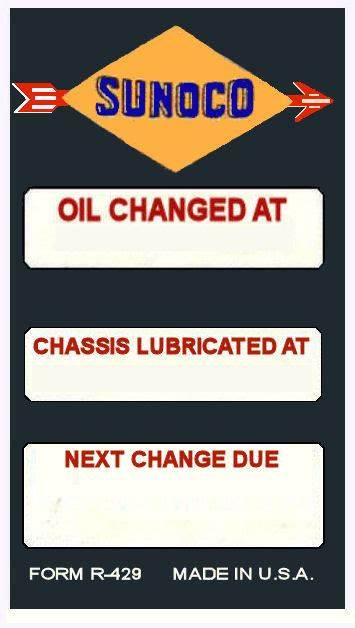 Change Window Stickers