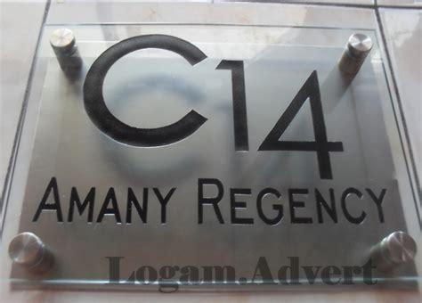 Acrylic Nomor Rumah custom acrylic aditya terima jasa pembuatan nomor rumah