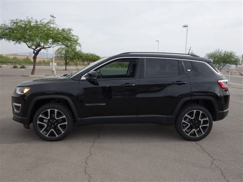 jeep compass sport 2017 black 2017 jeep compass limited in las vegas nevada 702 338