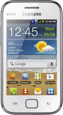 Harga Samsung Ace 3 Di Pasaran spesifikasi dan harga samsung galaxy ace duos s6802