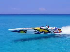 big fast boats