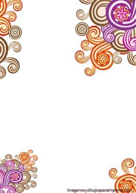 imagenes para hojas blancas las 25 mejores ideas sobre bordes de pagina word en