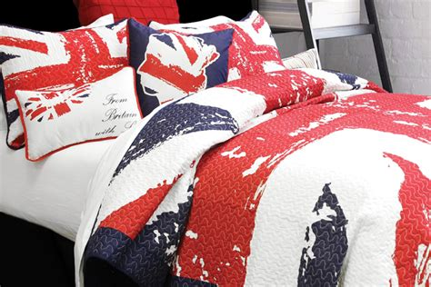 Union Jack By Alamode Home Beddingsuperstore Com