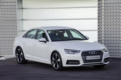 Audi A4 New by Progress Is The All New Audi A4 Road Safety