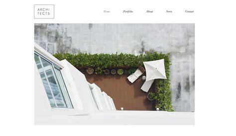 layout design inspiration architektur real estate website templates business wix
