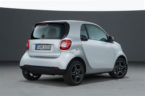 smart fortwo  forfour  revealed